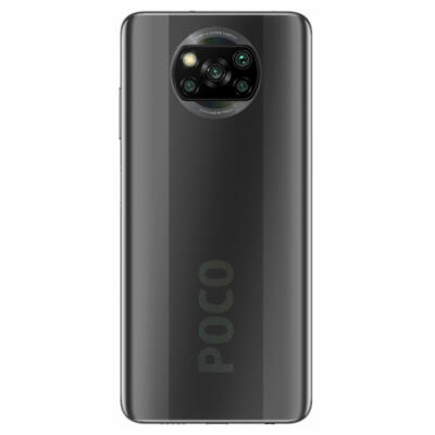 POCO X3 NFC Snapdragon 732G 6GB RAM 128GB ROM 6.67 inch 120Hz Refresh Rate 64MP Quad Camera 5160mAh Octa Core 4G Okostelefon