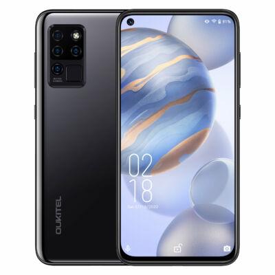 OUKITEL C21 6.4 inch FHD+  4000mAh Android 10 20MP Front Camera 4GB RAM 64GB ROM Helio P60 4G Okostelefon