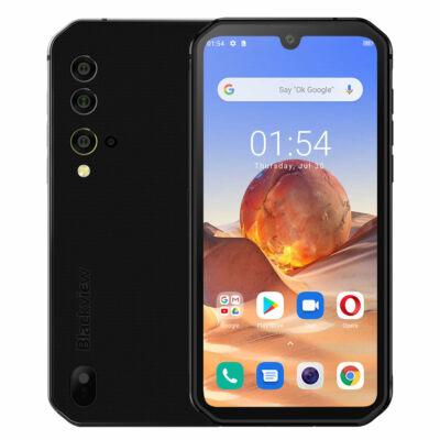 Blackview BV9900E IP68/IP69K Vízálló 5.84 inch FHD+ NFC Android 10 4380mAh 48MP 6GB RAM 128GB ROM 4G Okostelefon