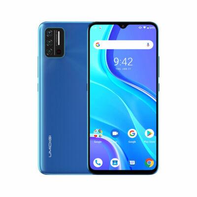 UMIDIGI A7S Android 10 Go 6.53 inch HD+ 13MP AI Quad Camera 2GB RAM 32GB ROM MT6737 4G Okostelefon