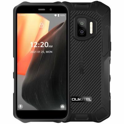 OUKITEL WP12 5.5 inch HD+ IP68 IP69K Vízálló NFC Android 11 4000mAh 4GB RAM 32GB ROM MT6761V 4G Okostelefon