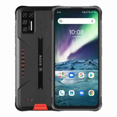 UMIDIGI BISON GT 6.67 inch FHD+ IP68 IP69K Vízálló NFC 8GB RAM 128GB ROM Helio G95 Android 10 5150mAh 64MP AI Matrix Quad előlapi Kamera 4G Okostelefon
