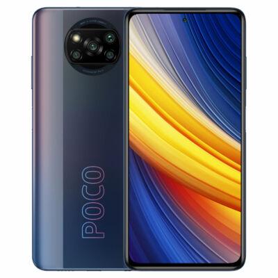 POCO X3 Pro Snapdragon 860 6GB RAM 128GB ROM 6.67 inch 120Hz Képfrissítési Ráta 48MP Quad Kamera 5160mAh Octa Core 4G Okostelefon