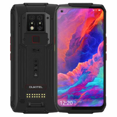 OUKITEL WP7 6GB RAM 128GB ROM Helio P90 6.53 inch IP68 Vízálló FHD+ 8000mAh 48MP előlapi Kamera 4G Okostelefon