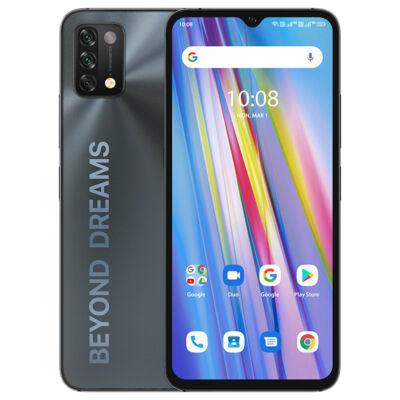 UMIDIGI A11 Globális verzió Android 11 Helio G25 5150mAh 3GB 64GB 16MP AI 4G Okostelefon