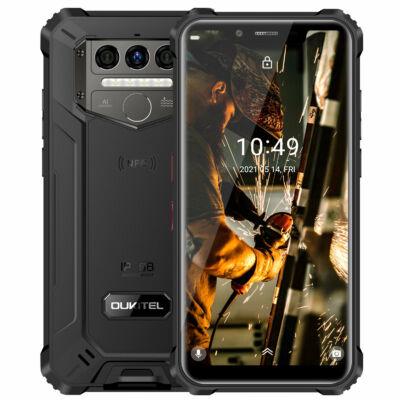 OUKITEL WP9 IP68 IP69K Vízálló 6GB RAM 128GB ROM NFC 8000mAh 5.86 inch 16MP 4G Okostelefon