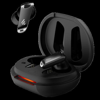 EU ECO Raktár - EDIFIER NeoBuds Pro TWS bluetooth Vezetéknélküli Sport Fülhallgató Töltő Tokkal - Fekete