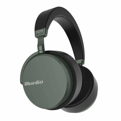 EU ECO Raktár - Bluedio V2 Vezetéknélküli Bluetooth 5.0 Aktív Zajszűréssel Rendelkező Fejhallgató Beépített Mikrofonnal - Fekete