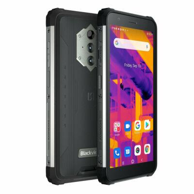 BlackView BV6600 Pro IP68/IP69K Vízálló 4GB RAM 64GB ROM 5.7 inch Android 11 NFC 4G Okostelefon