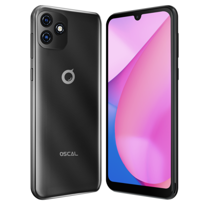 Blackview OSCAL C20 6.088 inch 3380mAh Android 11 Dual-SIM Face Unlock 1GB RAM 32GB ROM Entry-level Quad-Core 3G Okostelefon