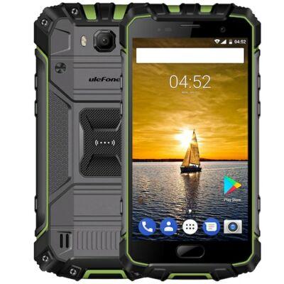 EU ECO Raktár - Ulefone Armor 2 4G Okostelefon 6GB RAM 64GB ROM IP68 Vízálló NFC - Zöld