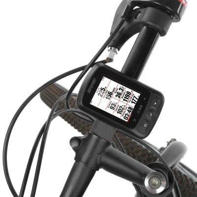 EU ECO Raktár - iGPSPORT iGS618 Bluetooth Vezetéknélküli GPS Alapú Kerékpáros Óra