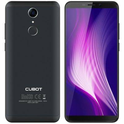 CubotNova 4G okostelefon