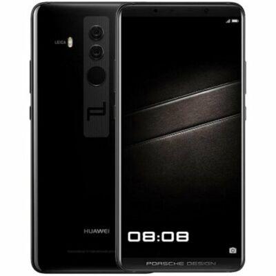 EU ECO Raktár - HUAWEI Mate 10 4G okostelefon - Fekete PORSCHE dizájn