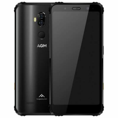 EU ECO Raktár - AGM X3 4G okostelefon 8GB RAM 64GB ROM Globális verzió