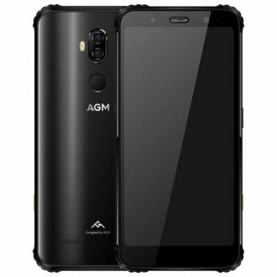 EU ECO Raktár - AGM X3 4G okostelefon 8GB RAM 256GB ROM Globális verzió
