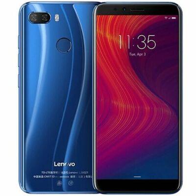 EU ECO Raktár - Lenovo K5 Play 4G okostelefon - 3GB 32GB - Kék