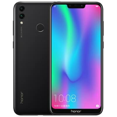 HUAWEI Honor Play 8C 4G 4GB RAM 64GB ROM 13.0MP + 2.0MP Rear Camera Fingerprint Sensor Okostelefon