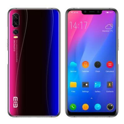 Elephone A5 4G okostelefon- 6GB 128GB