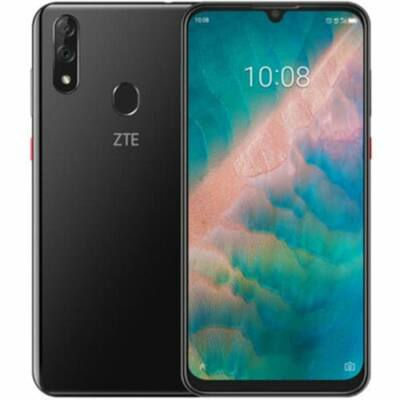 EU ECO Raktár - ZTE Blade V10 4G okostelefon - 4GB 64GB - Fekete