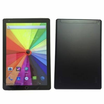 EU ECO Raktár - 10.1 inch Android 7.1 3G Táblagép - Fekete
