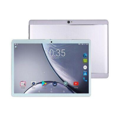 EU ECO Raktár - 10.1 inch 2GB RAM 32GB ROM Android 7.1 4G Táblagép - Ezüst
