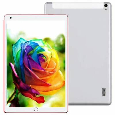 EU ECO Raktár - 10.1 inch 2GB RAM 32GB ROM Android 7.1 Táblagép - Ezüst