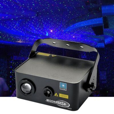 EU ECO Raktár - MOONSTAR MK3 Lézer Lámpa - Fekete