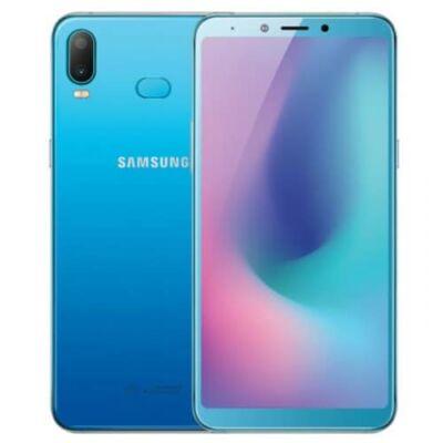 EU ECO Raktár - Samsung Galaxy A6s 4G okostelefon 6.0 inch - Kék