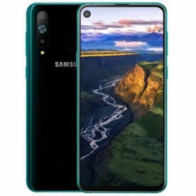 EU ECO Raktár - Samsung Galaxy A8s 4G okostelefon - Fekete