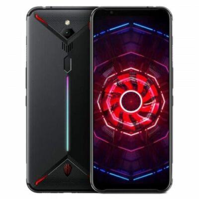 EU ECO Raktár - Nubia Red Magic 3 4G - 8GB 128GB - Fekete