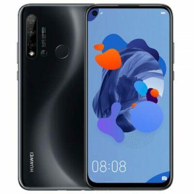 EU ECO Raktár - HUAWEI nova 5i 4G okostelefon - 8GB 128GB - Fekete