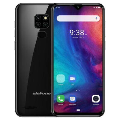 EU ECO Raktár - Ulefone Note 7P 4G Okostelefon 3GB RAM 32GB ROM - Fekete