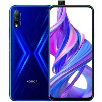 EU ECO Raktár - HUAWEI Honor 9X 4G okostelefon - 6GB 128GB - Kék