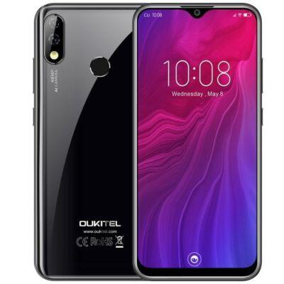 EU ECO Raktár - OUKITEL Y4800 4G okostelefon - Fekete