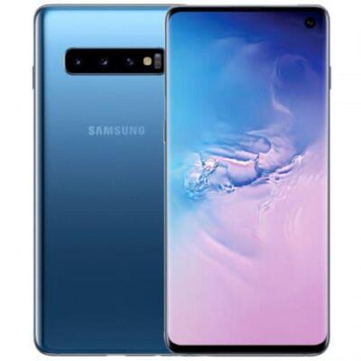 EU ECO Raktár - Samsung Galaxy S10 4G okostelefon - 8GB 512GB - Kék