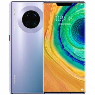 EU ECO Raktár - HUAWEI Mate 30 Pro 5G okostelefon 6.53 inch 8GB RAM 256GB ROM - Ezüst
