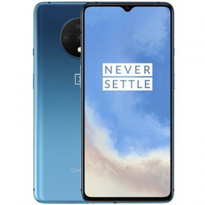EU ECO Raktár - OnePlus 7T 4G okostelefon 6.55 inch 8GB RAM 128GB ROM - Kék