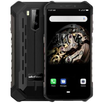EU ECO Raktár - Ulefone Armor X5 4G okostelefon 5.5 inch Android 9.0 - Fekete