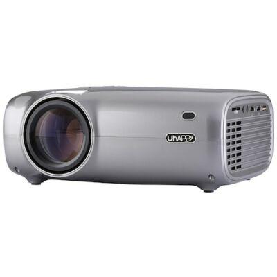 EU ECO Raktár - Uhappy U43 1080P HD Mini Otthoni Házimozi Projektor - Szürke