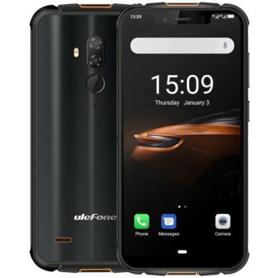 Ulefone Armor 5S 4G Okostelefon - 4GB 64GB