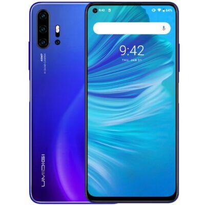 UMIDIGI F2 4G okostelefon 6.53 inch Android 10 Helio P70 Octa Core 6GB RAM 128GB ROM 4 előlapi Camera 5150mAh Battery