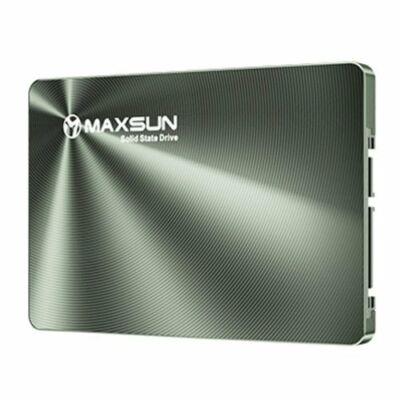 EU ECO Raktár- MAXSUN MS120GBA6A 2.5-inch Solid State Drive SSD Meghajtó - 1TB