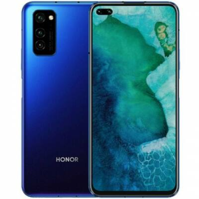 EU ECO Raktár - HUAWEI Honor V30 5G okostelefon 6.57 inch Android 10 6GB RAM 128GB ROM - Kék
