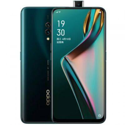 EU ECO Raktár - OPPO K3 4G okostelefon 6.5 inch Android 9.0 8GB RAM 128GB ROM - Sötétkék