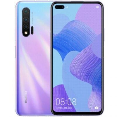 EU ECO Raktár - HUAWEI nova 6 5G 5G Okostelefon 6.57 inch Android 10 Kirin 990 Balong 5000 Octa Core 8GB RAM 128GB ROM - Lila