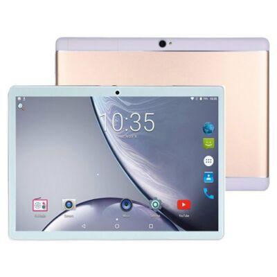 EU ECO Raktár - K109-A 10.1 inch 4G Táblagép MT6797 Deca Core CPU Android 8.1 4GB RAM + 64GB ROM Tablet PC - Arany