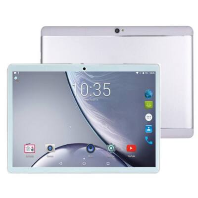 EU ECO Raktár - K109-A 10.1 inch 4G Táblagép MT6797 Deca Core CPU Android 8.1 4GB RAM + 64GB ROM Tablet PC - Ezüst