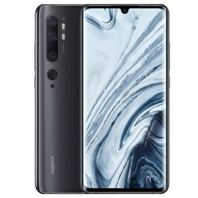 Xiaomi Mi Note 10 Pro 4G Okostelefon 8GB RAM 256GB ROM 108MP Penta Kamera