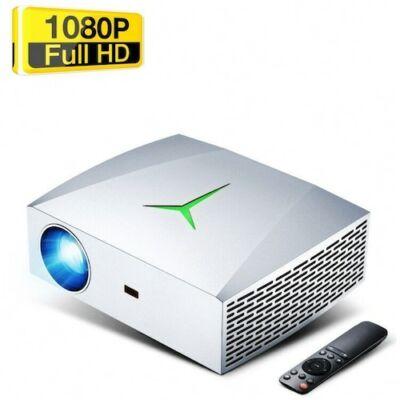 EU ECO Raktár - VIVIBRIGHT F40 1080P HD Projektor 1920 x 1080 Felbontással 4200Lm - Ezüst